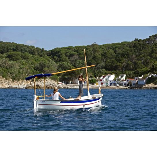 Lloguer embarcacions sense titulació