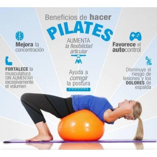 Clase semi grupal Pilates Suelo